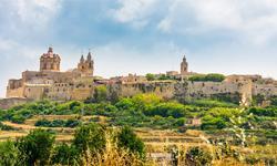 Malta Reisen Mdina
