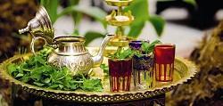 Essen und Trinken Marokko