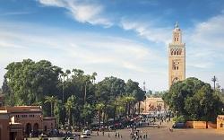 Marokko Urlaub Marrakesch