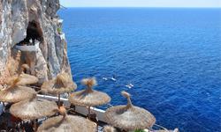 Menorca Höhlen Xoroi