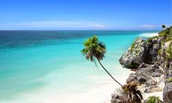 Mexiko Rundreise Strand