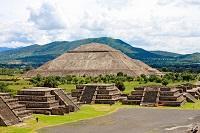 Mexiko Urlaub Teotihuacan