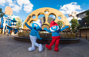 Dubai Parks and Resorts - Ultimate Ticket