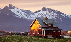 Nordeuropa Norwegen Reise