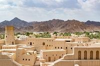 Oman Reise Januar