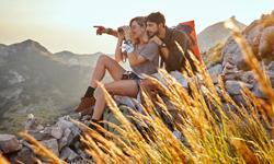 Pärchenurlaub Wandern Montenegro