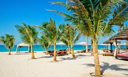 Pauschalreise Dubai Strand