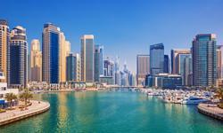 Pauschalreise Dubai Wolkenkratzer