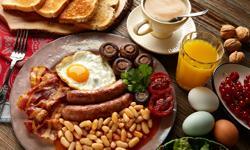 Pauschalreise London Englisches Frühstück