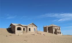 Pauschalreise Namibia Kolmannskuppe