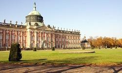 Potsdam Schloss Sans Souci