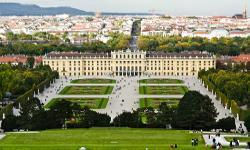 Reise Österreich Schloss Schönbrunn