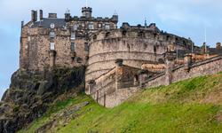 Reisen Schottland Edinburgh Castle