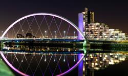 Reisen Schottland Glasgow