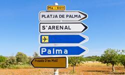 Reiseziel Es Arenal