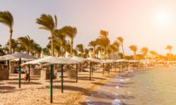 Sahl Hasheesh Urlaub Strand