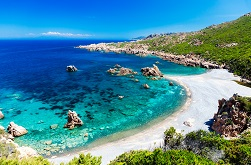 Sardinien Mittelmeer