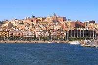 Sardinien Rundreise Cagliari