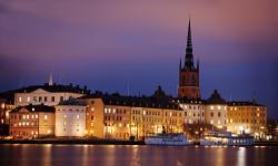 Sehenswürdigkeiten Schweden Altstadt Stockholm