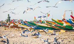 Senegal Strände
