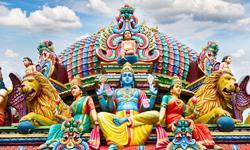 Singapur Urlaub Little India