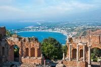 Sizilien Urlaub Taormina