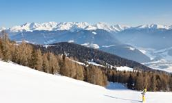 Skifahren Südtirol Winterurlaub Italien
