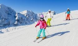 Skigebiet Levi Finnland Winterurlaub