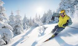 Skigebiet Vogel Skiurlaub Slowenien