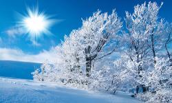 Skigebiet Willingen Sauerland Winterlandschaft