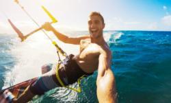 Soma Bay Urlaub Kitesurfen