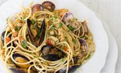 Spaghetti allo Scoglio Ischia