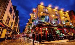 Städtereise Dublin Temple Bar