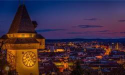Städtereisen Österreich Graz Uhrturm