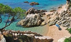 Strände Costa Brava