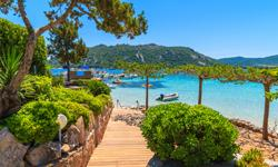 Strände Korsika
