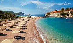Strände Montenegro