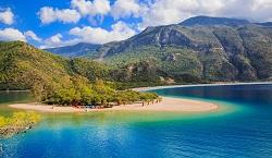 Strandurlaub Türkische Ägäis