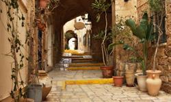 Tel Aviv Urlaub Gassen Jaffa