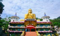 Tempel Sri Lanka Yoga Urlaub