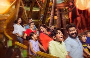 Wochenticket Dubai Themenaprks