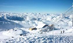 Trois Vallées Skigebiet Winterurlaub Frankreich