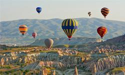 Türkei Reise Kappadokien