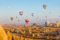 Türkei Urlaub Kappadokien