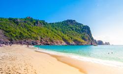 Türkische Riviera Strände
