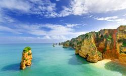 Urlaub Algarve Lagos Strand