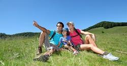 Urlaub Familie Deutschland