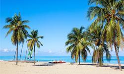 Varadero Urlaub Palmenstrand