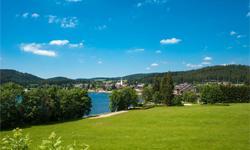 Wanderurlaub Deutschland Schwarzwald Titisee