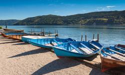 Wanderurlaub Österreich Millstätter See